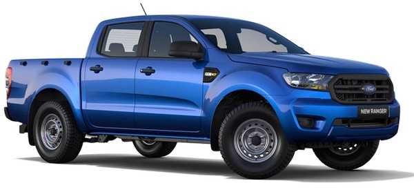 Go Further in the New Ford RANGER Double Cab from only R6799 PM