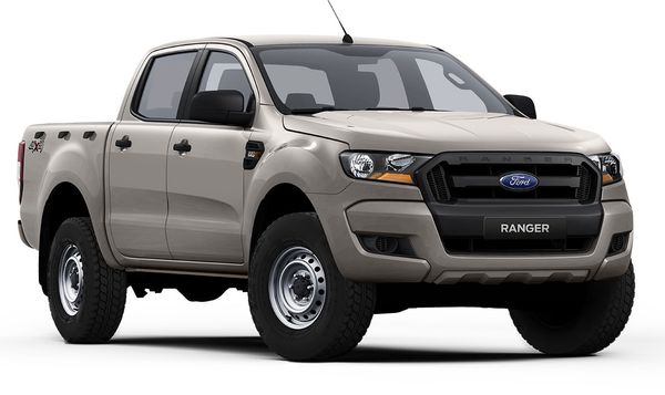 SAVE R74 000 with the Ford Ranger 2.2 XL DC 4x2 AUTO