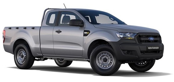 The New Ford Ranger 2.2 Super Cab Base From R304 900