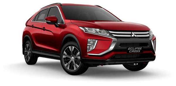 Mitsubishi Eclipse Cross No deposit deal OR from R4 510 per month