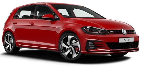 The Legendary New Golf GTI for Up to R70 000 Deal Assistance
