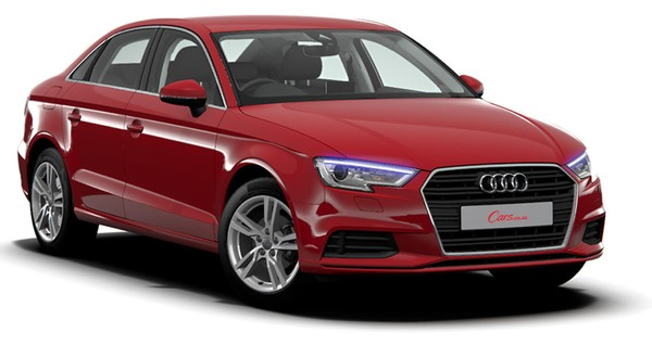 The New Audi A3 From R379 950 Including SUNROOF