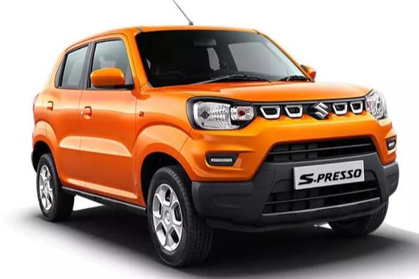 The New Suzuki SPresso 1.0 from R1799 pm  1 Year FREE Insurance