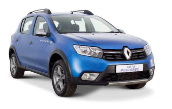 Low Mileage 2017 Renault Sandero Stepway Expression