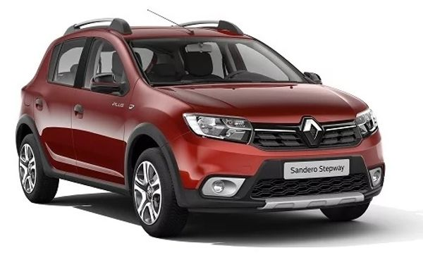 New Renault Sandero Stepway from R2799pm including one year insurance