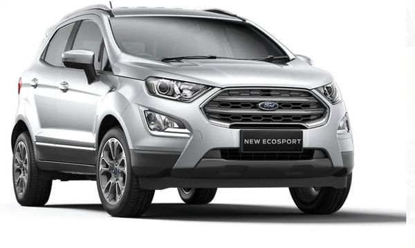 2021 Ford Ecosport 1.0 Titanium AT FREE Smash and Grab From R359 900