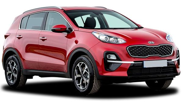 Buy the New Kia Sportage 1.6 GDI for only R5799PM