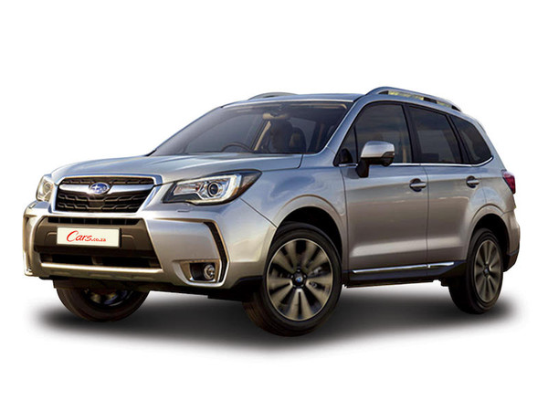 New Subaru Forester with up to R90 000 Trade Assist