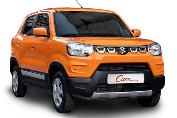 New Suzuki SPresso Special Edition 1.0 GL MT for ONLY R147 900