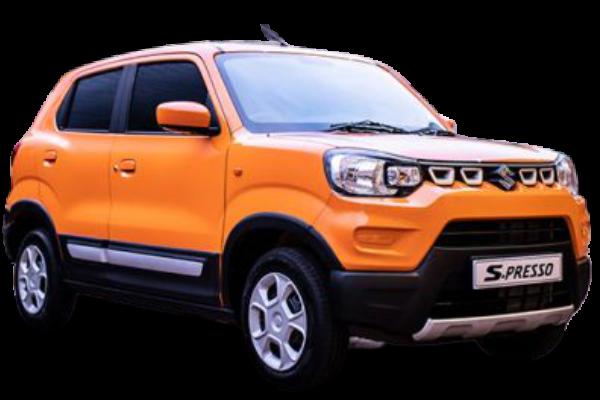 Get the Suzuki SPresso FROM R146 900