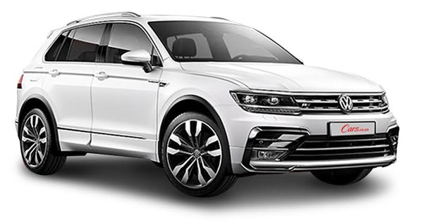 New VW Tiguan TDi Comfortline DSG with Rline with R51 000 Savings