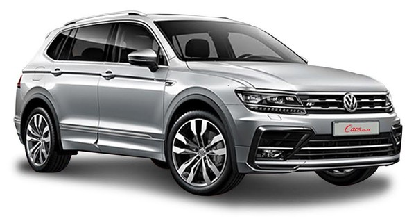 Tiguan Allspace 2.0 TDI DSG without RLine and R60 000 Saving