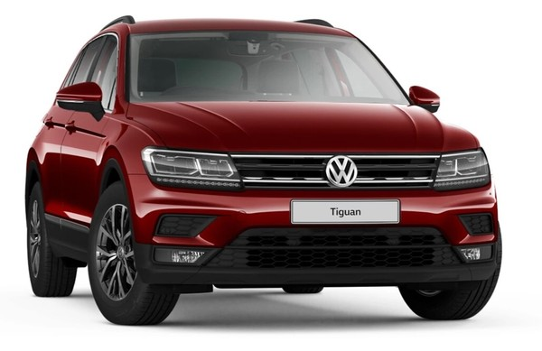 SAVE up to R50 000 with the new Tiguan 1.4 CL Allspace 7 Seater