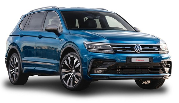 New Tiguan Allspace 1.4 TSi DSG Deal Assist up to R70 000