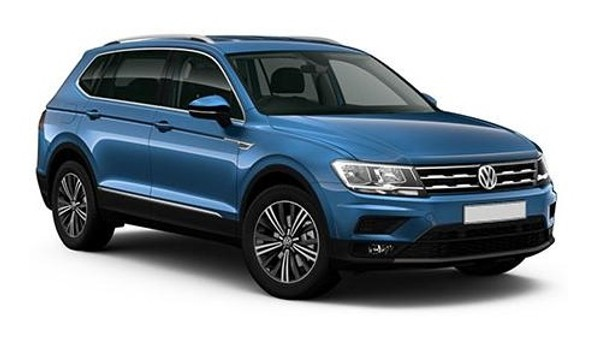 New Tiguan All Space 2.0TDI Comfortline 4 Motion DSG for R7999month