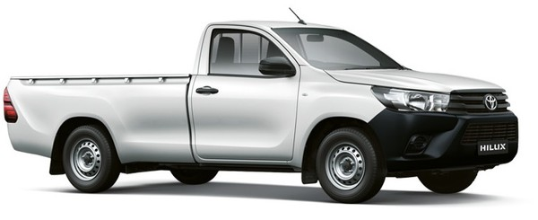 SIZZLING HOT SPECIAL R30 000 Deal Assist on the Toyota Hilux 2.4 SC