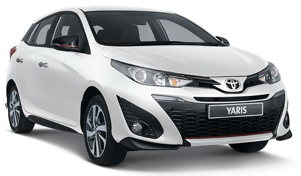 Buy the 2018 Toyota Yaris 1.5 XS with ZERO deposit  get a FREE...
