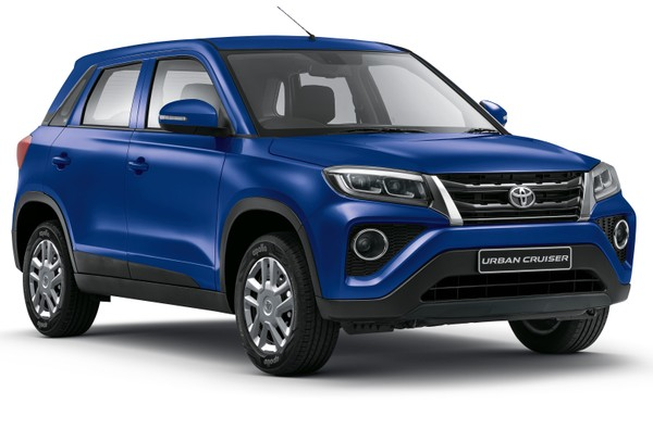 New Toyota Urban Cruiser from ONLY R3 599 PM With No Deposit