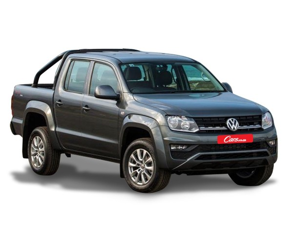 New VW Amarok with R120 000 Trade Assist.