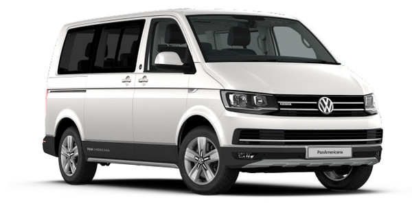 2019 Volkswagen Caravelle Pan Americana with R65 000 deal assistance