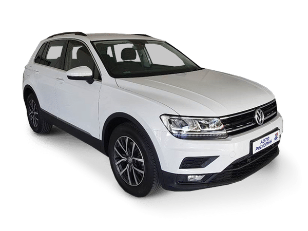 Buy your low mileage 2019 VW Tiguan 1.4 TSI Comfortline with R20 000 Deal Assistance