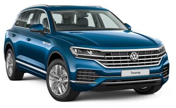 A Hatfield VW Melrose Exclusive Offer  Get the Touareg with....