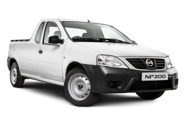 NEW Nissan NP200 1.6i with a FREE Canopy or 3 Year Service Plan