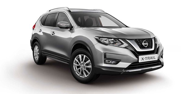New Nissan XTRAIL ACENTA CVT  Now with up to R55 000 TRADE ASSIST