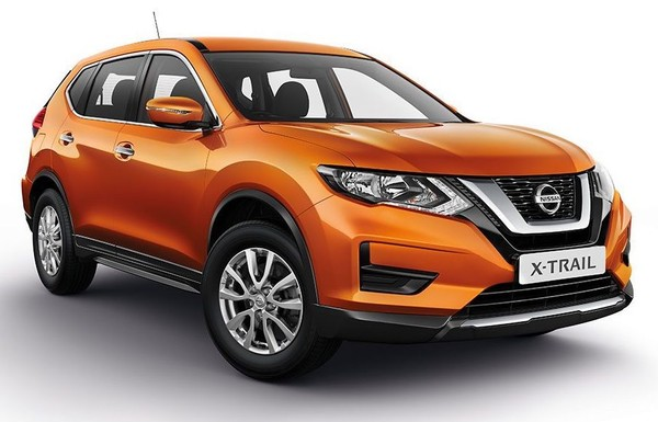 New Nissan X Trail from only R 4 553 pm