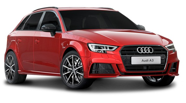 The New Audi A3 Sportback 30 TFSI Only R5799 pm