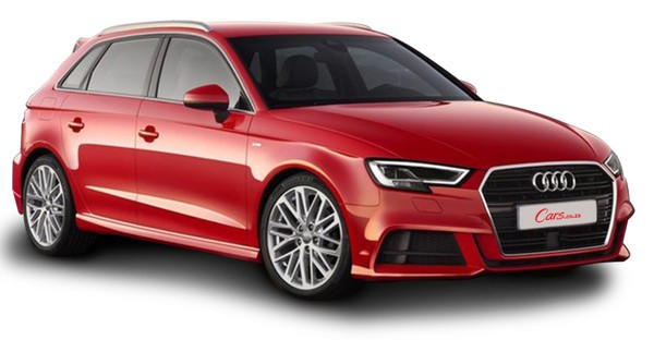 The New Audi A3 Sportback 30 TFSI Only R5999 pm