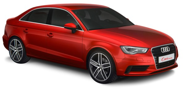 Get The new A3 Sedan at only R5999 per month