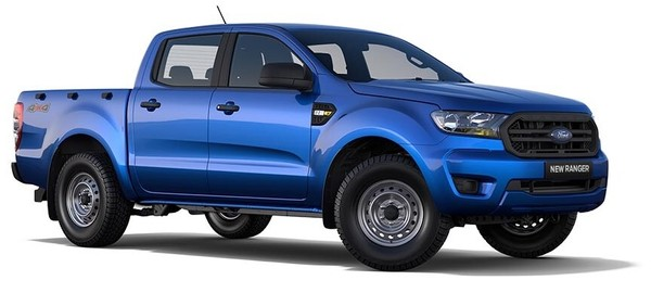 SAVE R66 600 with the FORD RANGER 2.2 XL 4X4 AUTO DC