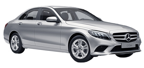 The MercedesBenz CClass Sedan from only R 9 099 pm
