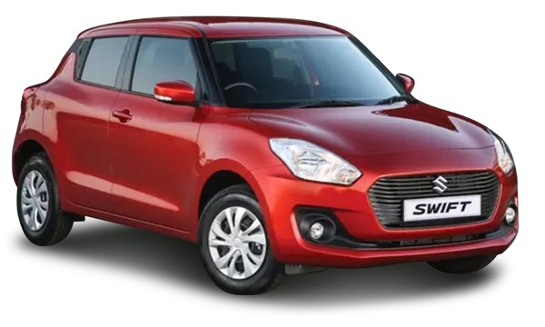 New Suzuki Swift 1.2GL From R2999pm Incl FREE service plan.