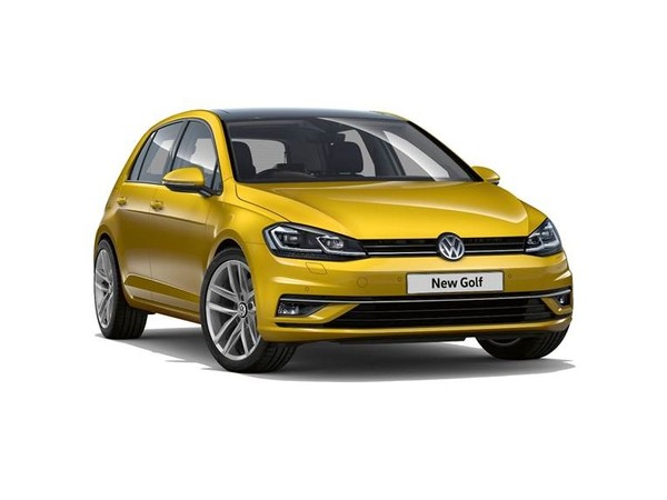 New VW Golf with FREE Smash and Grab and SAVE R30 000