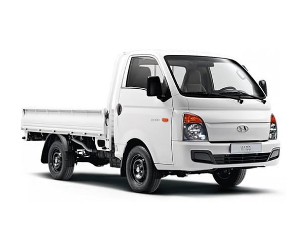 Hyundai H100  A light truck with a BIG save