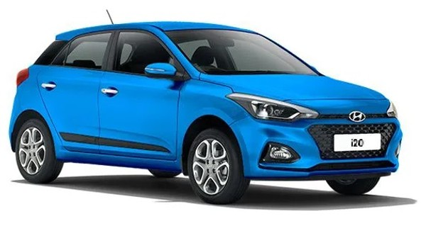 All New Hyundai i20 from R2999pm  start paying end of November 2019