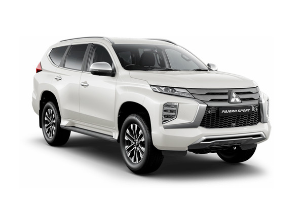 The all new Mitsubishi Pajero Sport from only R 609 995