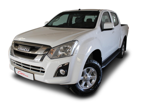 New Isuzu KB250 Double Cab LE From R5 499 PM Save R60 000