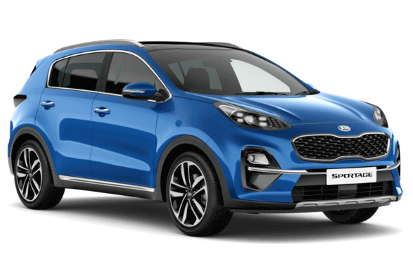 New Kia Sportage 1.6 Ignite Auto with up to R34 000 Trade Assist