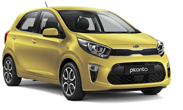 Buy a Kia Picanto in July 2019  only start paying R2645 in October