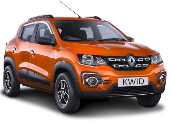 Save R12 000 on the new Renault Kwid