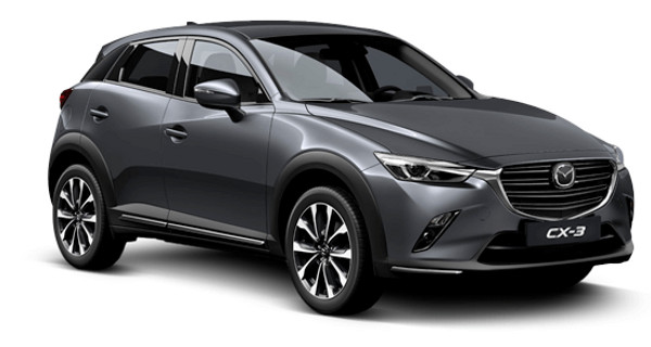 Mazda CX3 2.0L Active Manual from R3 899 pm