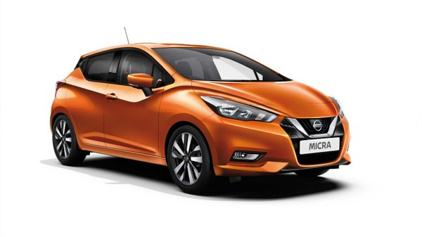 New MICRA VISIA  from only R 2999 PM