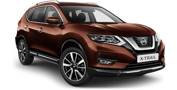 New Nissan X Trail with up to R50 000 Trade Assist
