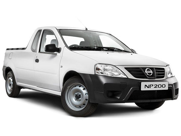 Nissan NP200 1.6 8v from R2 995 PM  Free 5yr Service Plan and Canopy