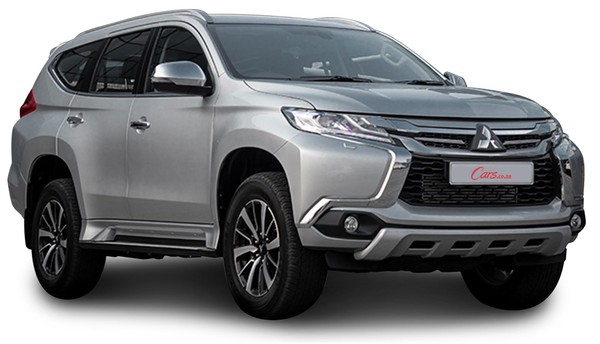 New Mitsubishi Pajero Sport 4X4 Automatic for ONLY R7845 per month