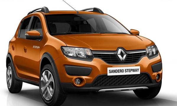 2018 Renault Sandero Stepway Expression from only R2 650 pm