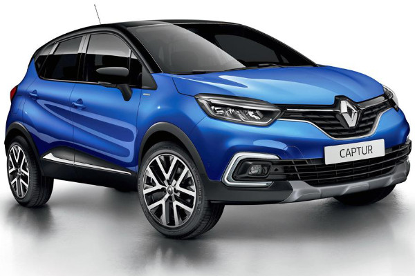 Renault Captur Blaze  Only pay in Feb 2020 OR get R15 000 cash
